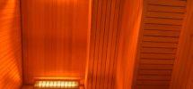 saua infrared